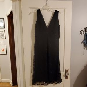Gorgeous Black Lace Dress!